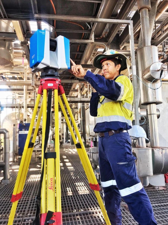 3D Laser Scanning Technology